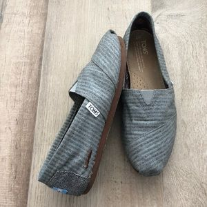 TOMS Movember Edition Wool Classics